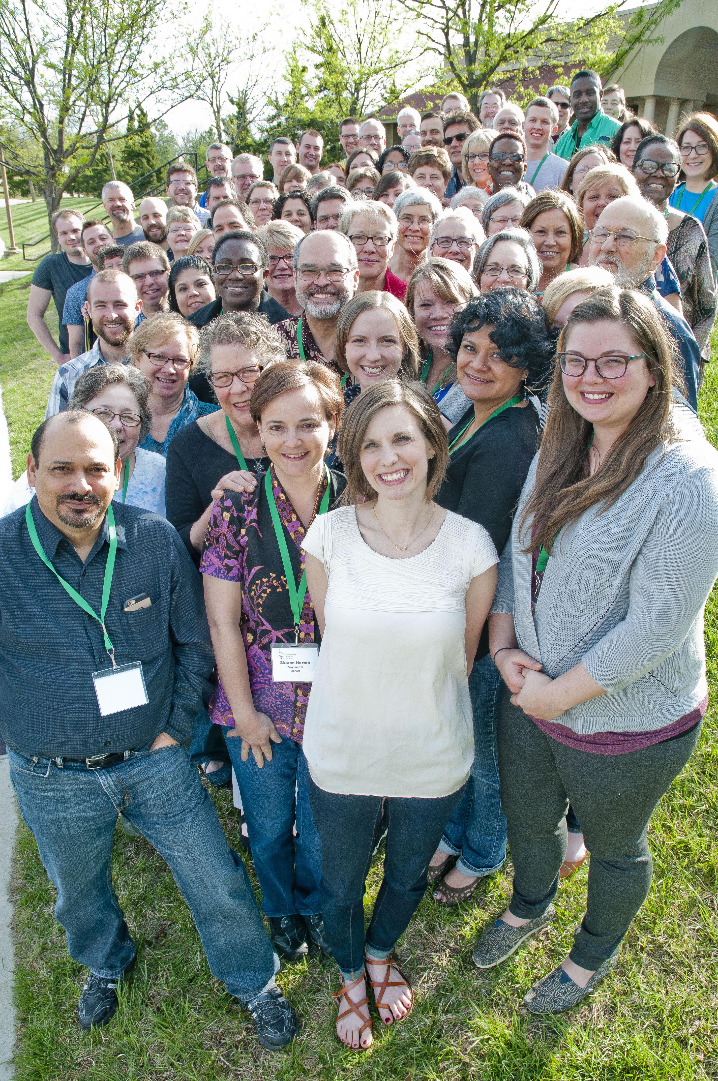 Mennonite mission